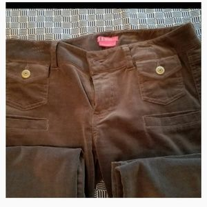 BCBĞIRLS CORDUROY BOOT LEG PANTS NWOT
